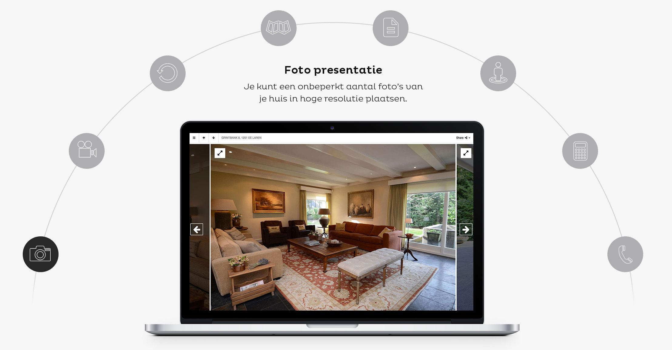 Promoot jouw woning met een unieke website en verkoop sneller for Huis verkoop site